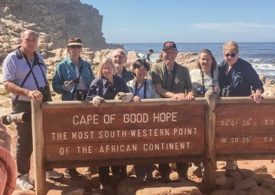 Cape of Good Hope at Cape Point Nature Reserve Birding day trip cape town